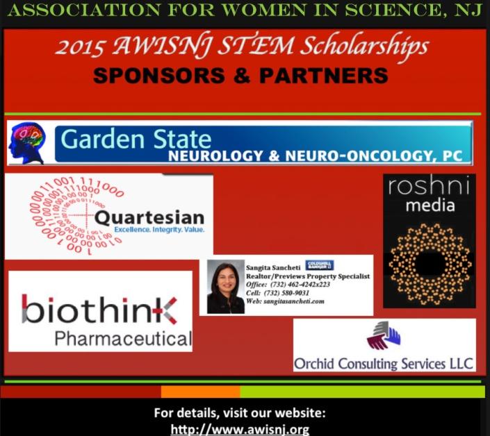 STEM Scholarships « Awisnj
